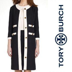 NWT Tory Burch Natasha Tweed Topper Jacket